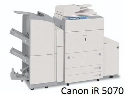Spesifikasi dan Fitur Mesin Foto Copy iR 5070 Canon Terbaru