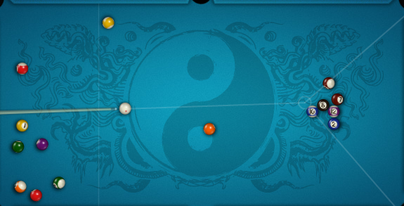 Cheat Garis 8 Ball Pool [NEW]