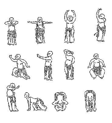 Consultasanas cursos for Kung fu technique de base pdf