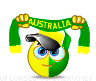 Socceroos emoticon