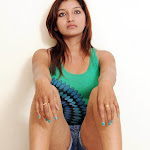Hot Vinni Latest Photoshoot in Shorts