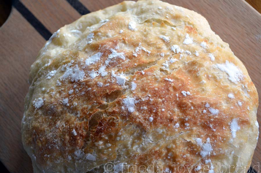 recipe: mock sourdough bread [10]
