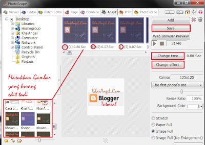flash banner untuk blogger