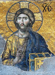 Μοσαικο Ιησούς Χριστός