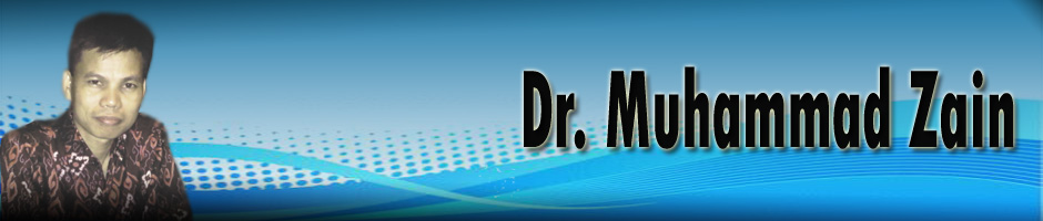 Blog Dr. Muhammad Zain