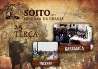 Soito (Sabugal)- Encerro & Garraiada- 25 Abril (3ª Feira)