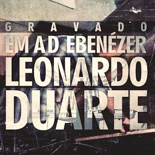 CD Leonardo Duarte   Gravado em AD Ebenézer Ao Vivo
