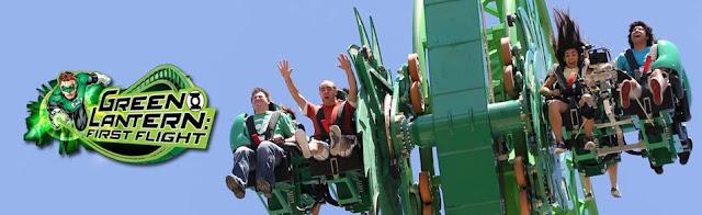 elitch gardens: Six Flags California, Magic Mountain