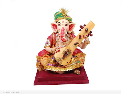 Ganesh Chaturthi Special Ganesha Wallpaper HD