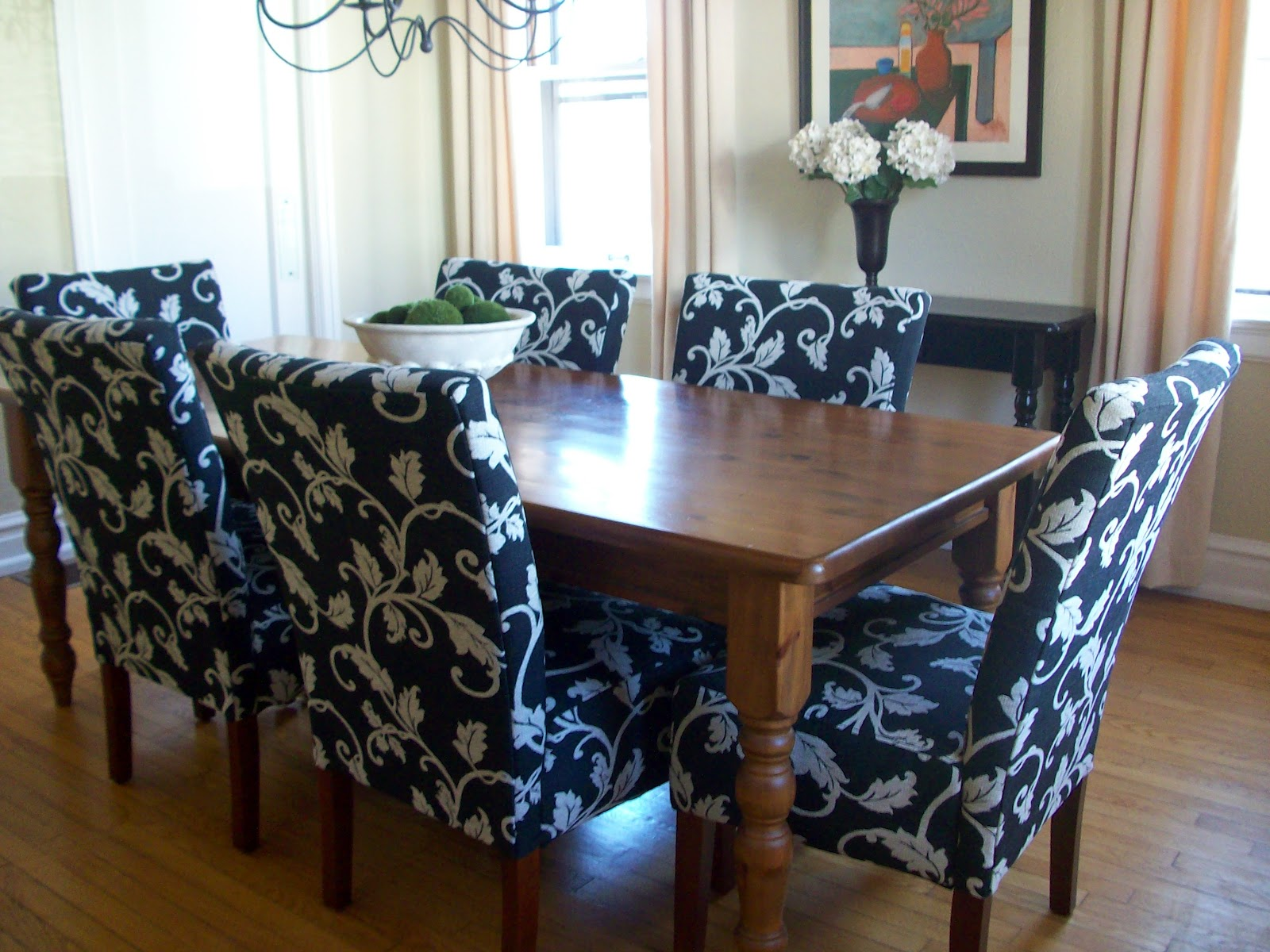 Design Megillah: Dining Room Makeover