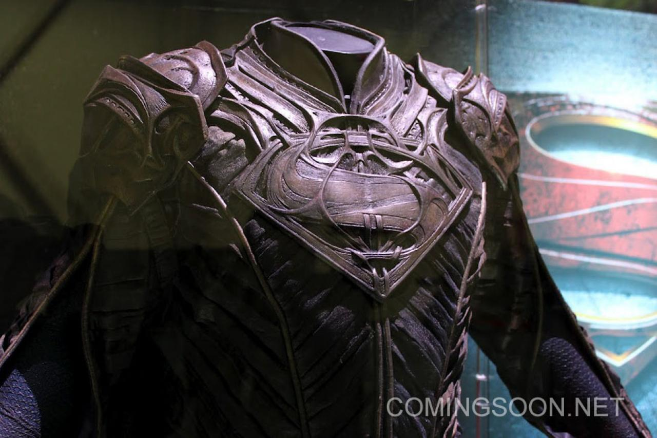 Fashion and Action: Superman: Man of Steel Costumes Shown ...