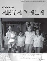 Voces de Abya Yala N° 1