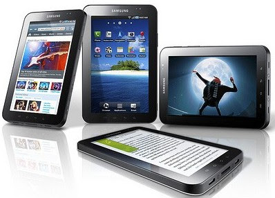 Update Harga Samsung Galaxy Tabs September