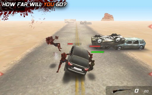 Zombie Highway v1.10 Apk Android