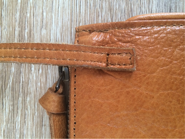Leather Topshop Handbag review