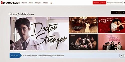 DramaFever - Dramas de todos os gêneros para assistir