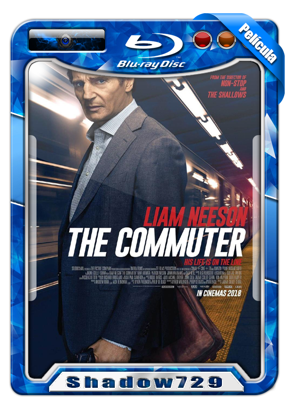 The Commuter (2018) | El Pasajero 720p Dual Mega