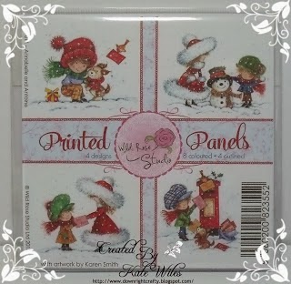 Downright Crafty's Blog Candy! Ends 4th Dec!