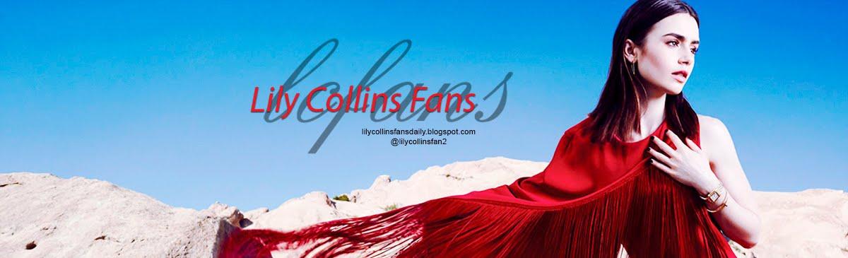 Lily Collins Fans