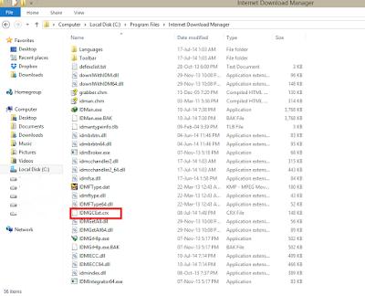 Download IDM CC or IDM plugin for Google Chrome 40