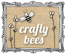 Crafty Bees at The Blog Guidebook Linky Party