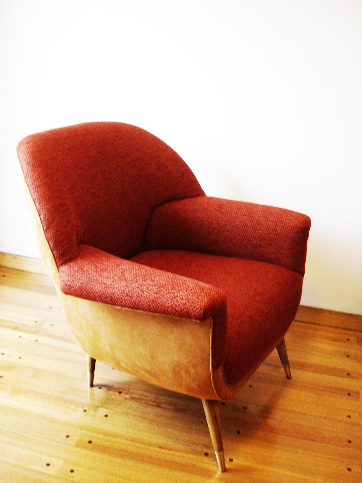 Chochiloca reciclado de muebles sillon 1 cuerpo for Reciclado de muebles