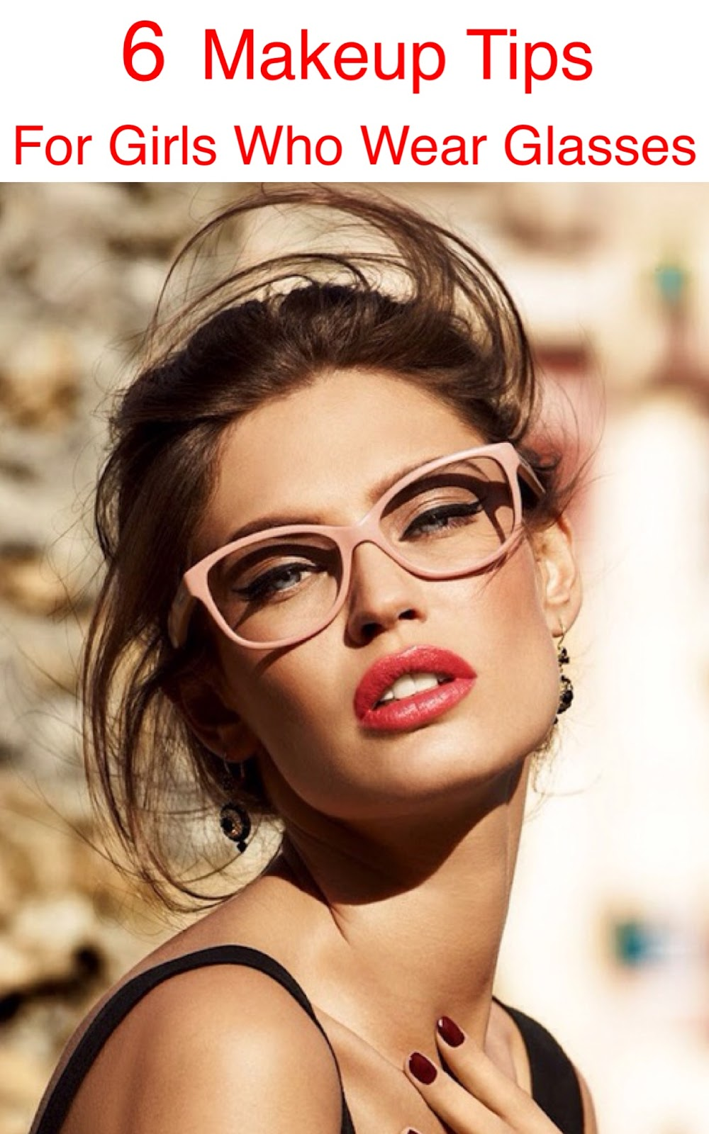 Makeup-Tips-Glasses