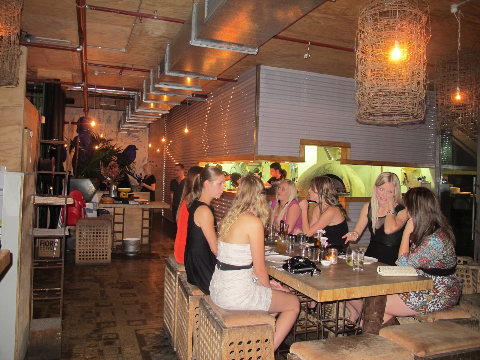 1001 Dinners 1001 Nights: Green House (Perth CBD) 05/2012