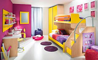 Black bulletz - Purple and yellow room ideas ...