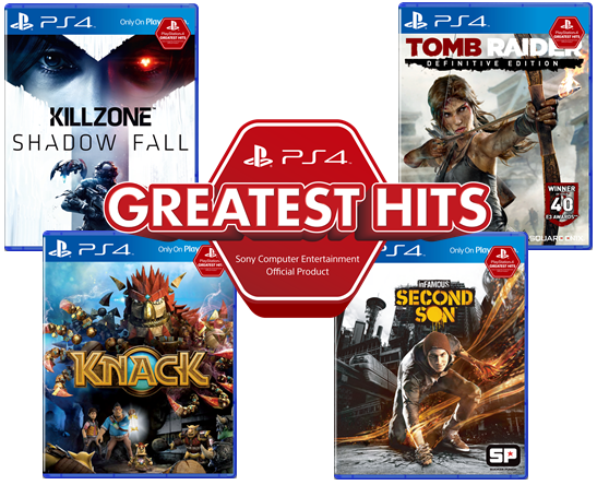 PlayStation 4 Greatest Hits