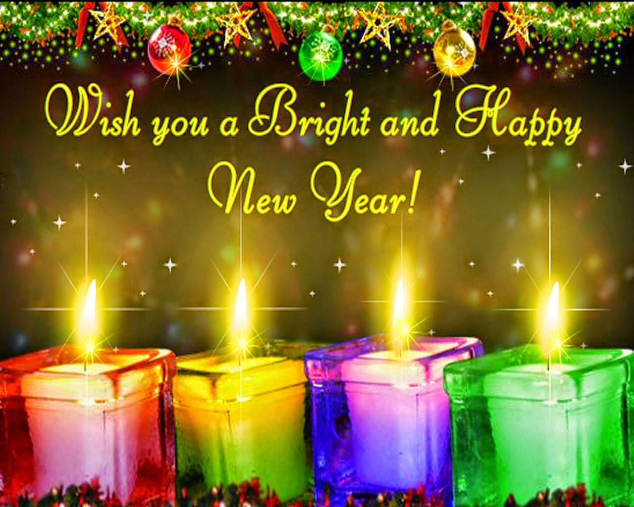 Big Beautiful Images Of New Year 2015 HD Wallpapers 3d FB Whats App Cover Pages