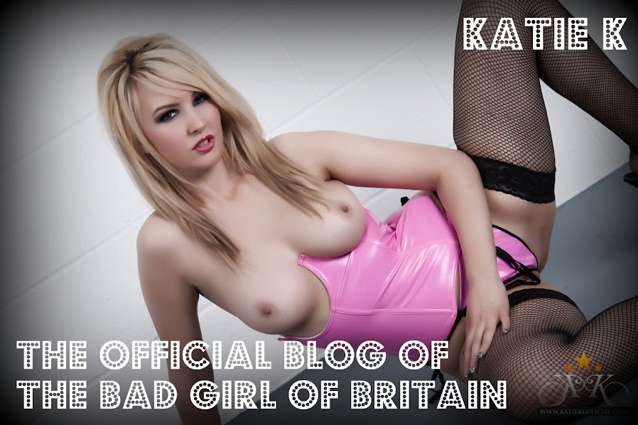 Katie K- The Official Blog