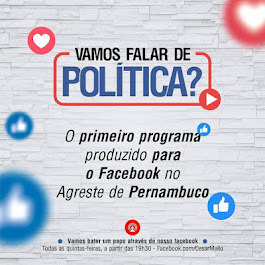 VAMOS FALAR DE POLÍTICA?