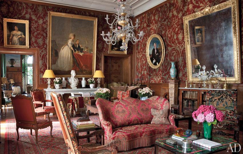 Loveisspeed a restored french ch teau - Chateau de menetou salon visites ...