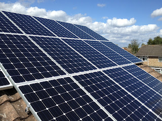 Solar panels installed in Windsor Uk by Jb electrical