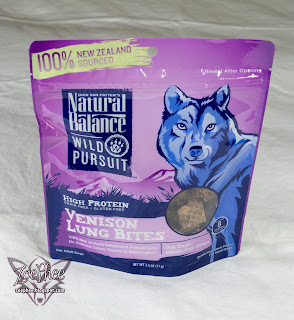 Natural Balance Wild Pursuit Venison Lung