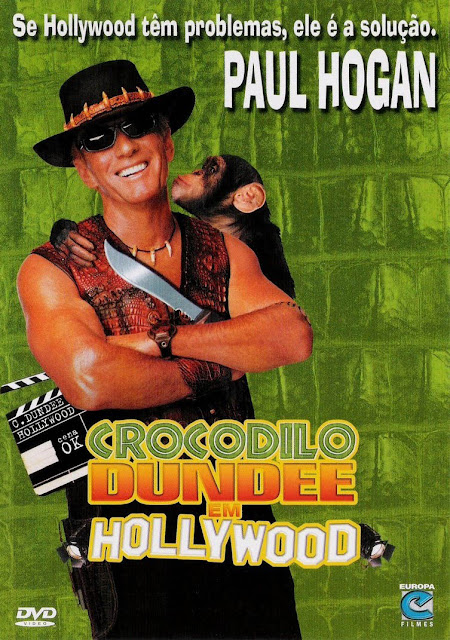 Assistir Crocodilo Dundee 3 Dublado Online HD