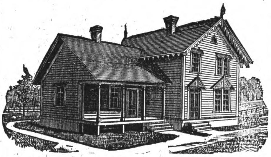 17 fresh rural house plan house plans 2264