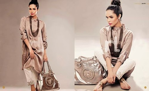 Nishat Linen EID Collection 2014