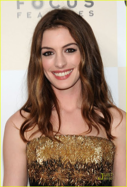 Anne Hathaway - 'One Day' Premiere with Jim Sturgess