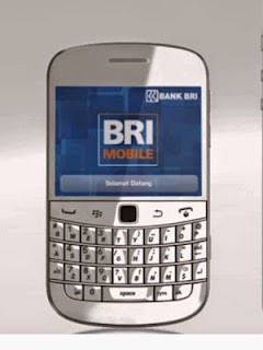 aktivasi BRI mobile di blackberry