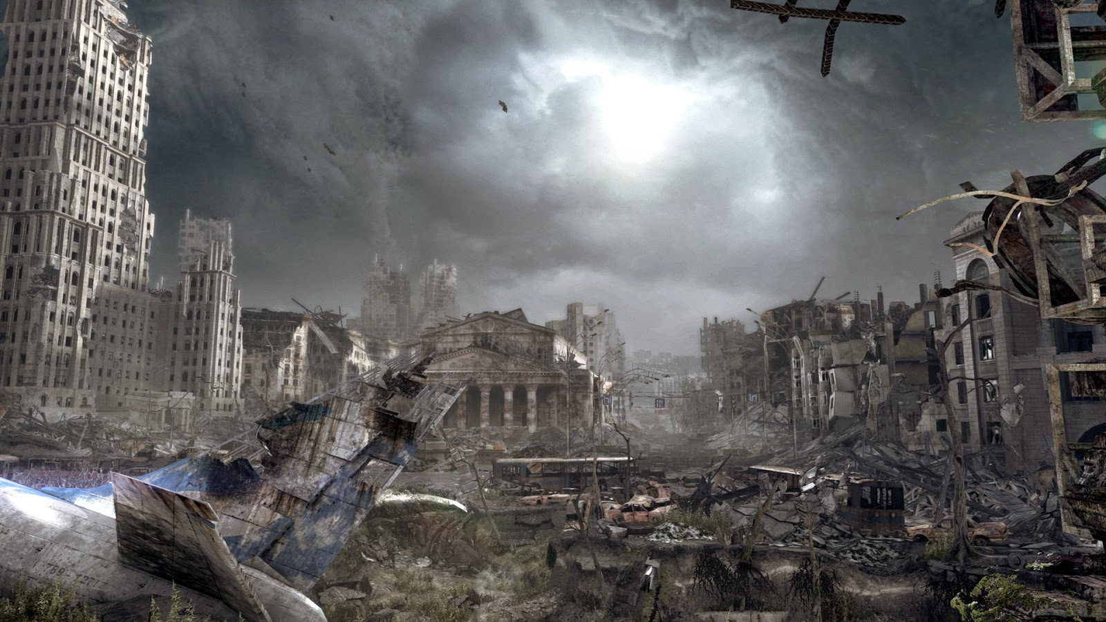 Metro: Last Light Redux screenshots