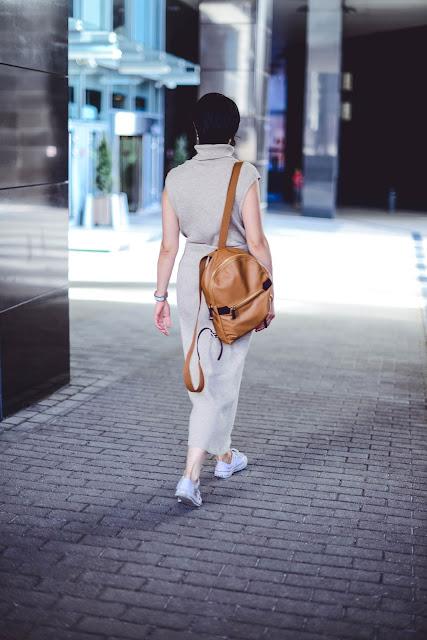 платье, asos, fashion, рюкзак, Longchamp, кеды, converse, очки, RayBan, Москва, Анна Мелкумян, Moscow, Anna Melkumian, streetstyle, blog, blogger,