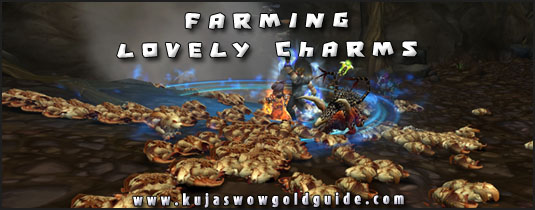 lovely charm bracelet farming