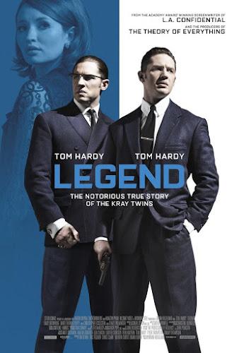 Legend (BRRip 720p Dual Latino / Ingles) (2015)