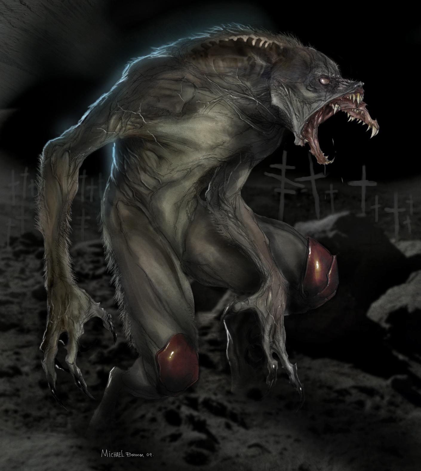 Things in the Dark: Best werewolf idea I ever had