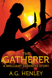 http://www.amazon.com/Gatherer-Brilliant-Darkness-Story-ebook/dp/B0134GW6SU/ref=sr_1_1?ie=UTF8&qid=1440335320&sr=8-1&keywords=the+gatherer