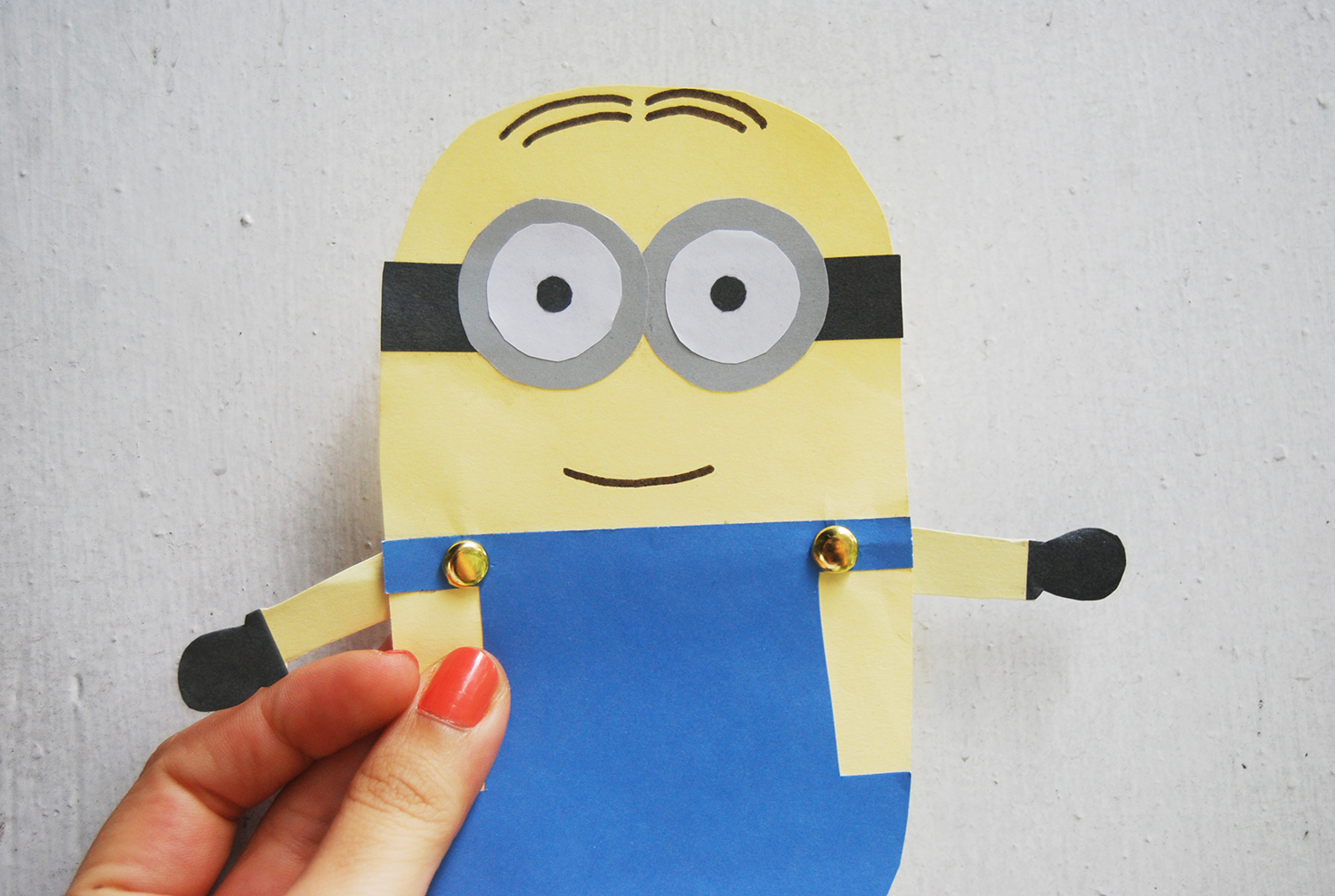 minion template images galleries with. Black Bedroom Furniture Sets. Home Design Ideas