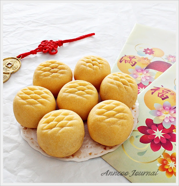 Pineapple Tarts 凤梨酥/黄梨挞 | Anncoo Journal - Come for Quick ...