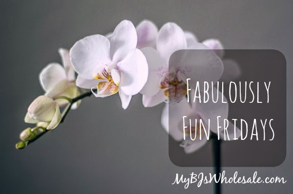 Fabulously Fun Fridays (October 24th Edition)